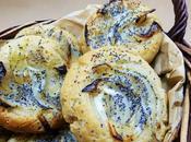Pletzalej: judío cebolla (sin gluten, maíz preparados comerciales)