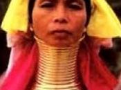 """padaung """"mujeres jirafa""""."""