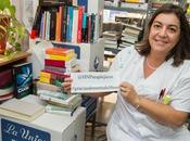 donante anónimo cede libros Hospital Nacional Parapléjicos Toledo