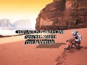 Podcast Chiflados cine: Especial Marte (The Martian)