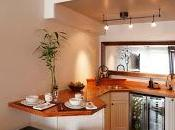 Tienes cocina pequeña sabes como decorarla pues aquí vamos algunos trucos.