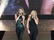 Taylor Swift Ellie Goulding cantan juntas Love like