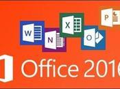 Microsoft Office 2016 llegara próxima semana