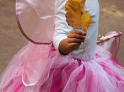 hada rosa para Halloween