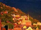Bergen, puerta entrada fiordos noruegos (video)