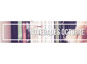 Novedades Octubre 2015