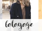 Balayage peinado moda