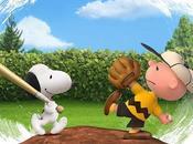 """""""Snoopy Charlie Brown: PEANUTS, PELÍCULA"""" pone bailar todos."""