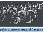 opone extraditar juzgar cargos franquismo.
