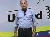 vino Manuel Rosales Venezuela estos momentos?