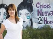 """Mabel Lozano: """"Las víctimas trata seres humanos están frente nosotros""""."""
