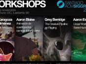 Noviembre, Conferencias Workshops Santiago SIGGRAPH