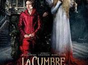 CUMBRE ESCARLATA (Guillermo Toro, 2015)