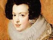 reina desdichada, Isabel Borbón (1602-1644)