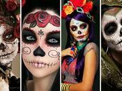 impresionantes fotos hermosas Catrinas mexicanas vídeo tutorial