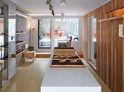 diseño alternativo para esta panadería Japón