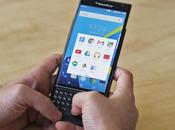 conocer precio fecha llegada BlackBerry Priv