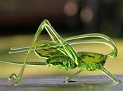 Asombrosos animales cristal soplado hechos mano