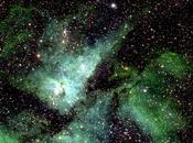 Esta imagen gigapíxeles mapa espacial grande historia
