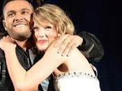 Weeknd encuentro ebria Taylor Swift