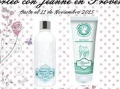 ¡SORTEO productos gama Almendra Dulce JEANNE PROVENCE!
