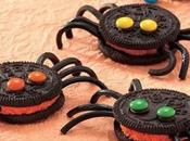Galletas arañita peliculas para Halloween