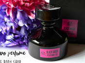 "Review Nueva fragancia ""Black Musk"" Body Shop"