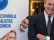"Bertín Osborne recibe Premio ""Poder Sonrisa"""