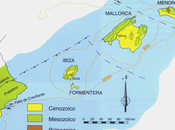 relieve archipiélago balear