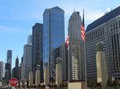Chicago vista pájaro desde Torre Willis