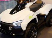 Acer lanzara vehículo eléctrico Terran (Fotos)