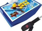 """Catz muestra """"Arcade Stick"""" para Street Fighter"""