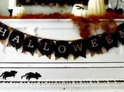 Decoración para Halloween disfrazar casa