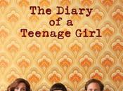 "Póster trailer español ""the diary teenage girl"""