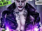 Escuadron suicida: nuevas portadas empire magazine joker enchantress