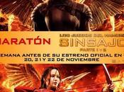 Podremos Sinsajo España estreno mundial