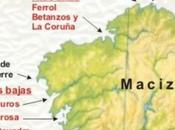 relieve litoral español: costas atlánticas