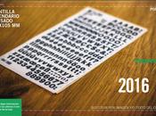 ¡Tenemos nuevas plantillas calendario! Descárgatelas gratis