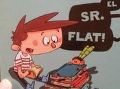 "leemos... ""¡Llega Flat!"" concurso)"