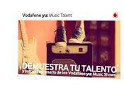 Vodafone Music Talent finalistas