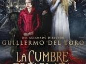 Reseña Cumbre Escarlata Guillermo Toro Nancy Holder
