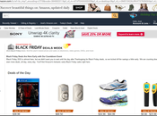 """Amazon comienzo """"viernes negro"""" antes tiempo"""