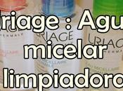 Aguas micelares limpiadoras uriage
