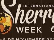 International Sherry Week. Twitter Tasting 2015