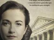 "candidata"", Elena Moya: aguda reflexión sobre mujer esfera pública"