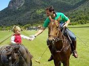 terapia caballos ayuda niños retraso psicomotor