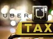 UberX establece pesos kilómetro taxis