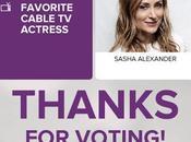 Sasha Alexander nominada People's Choice Awards 2016
