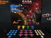 Centauri Saga juego Sci-fi basado online
