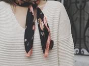 Missoni print scarf